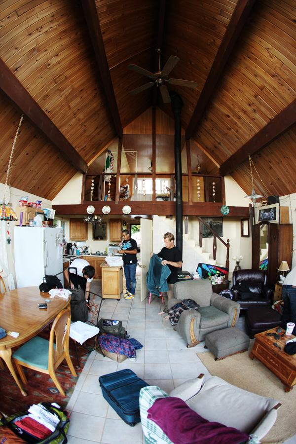 kuhns treetop cabin