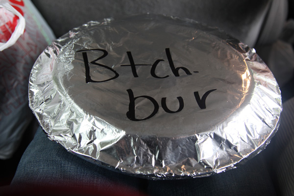 "def. was no ""bitch burrito""!"
